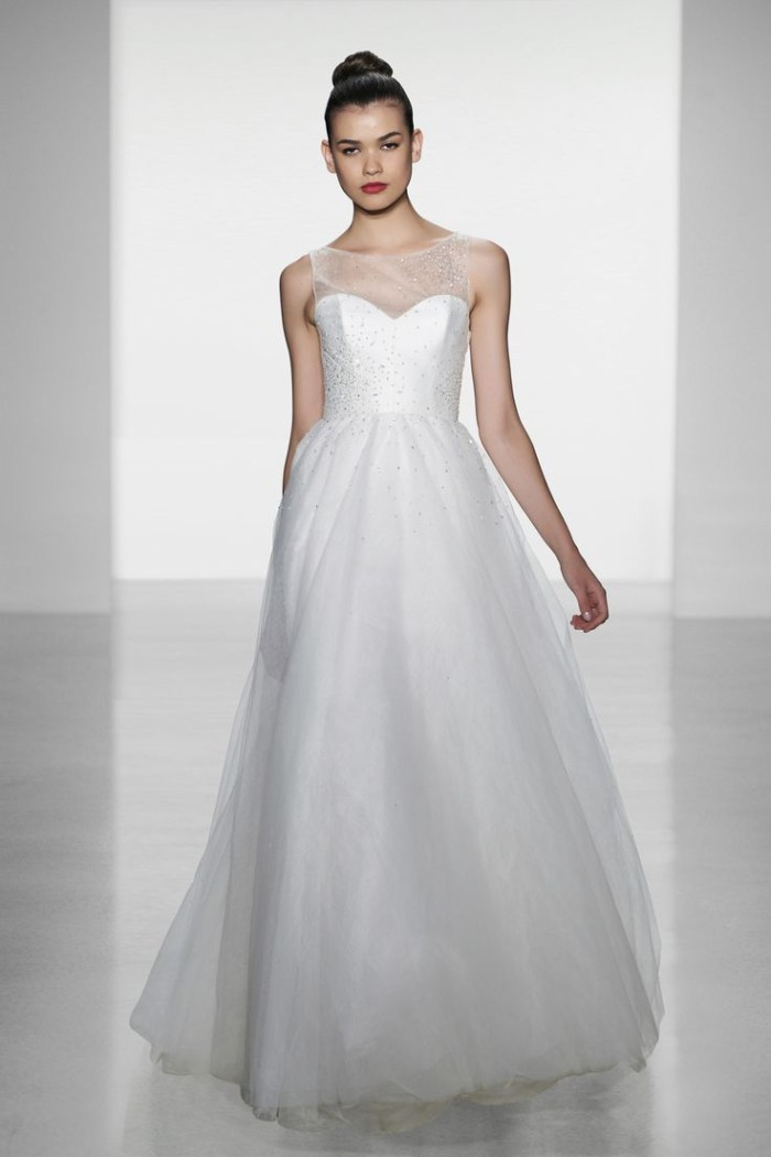 Beautiful Wedding Dresses for 2014: Erie by Amsale