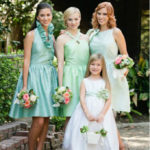 Anna Elyse Bridesmaid Dresses and FLower Girl Dresses