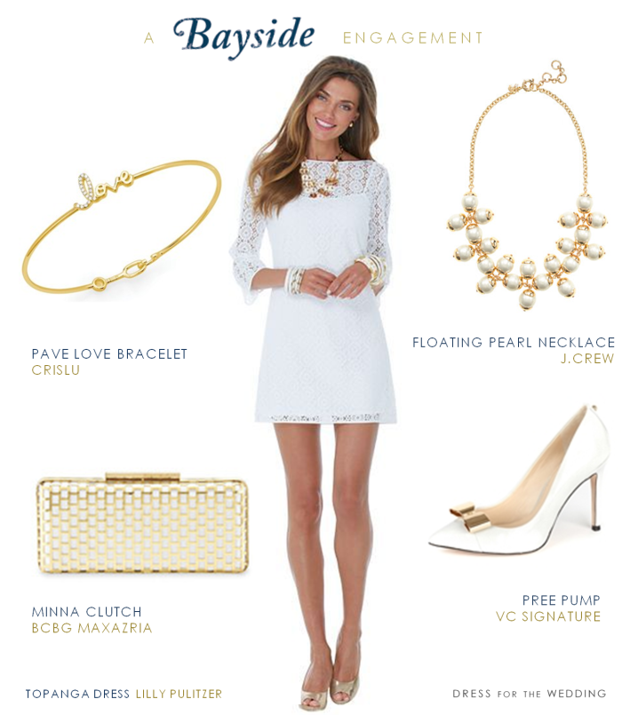 Bayside Engagement Dresses