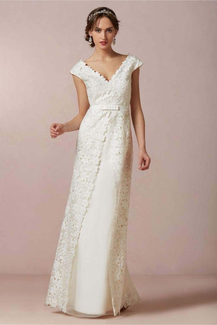 New wedding dresses from bhldn for spring 2014 for Anthropologie beholden wedding dress