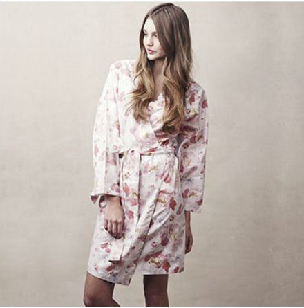 Kimono Robe by Plum Pretty Sugar