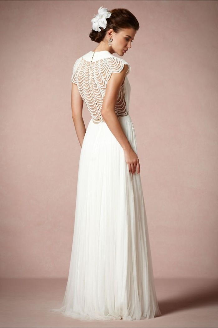 Ortensia Wedding Dress by Catherine Deane at BHLDN