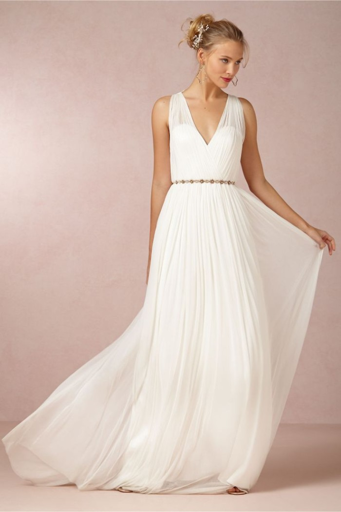Ruth Wedding Dress available at BHLDN