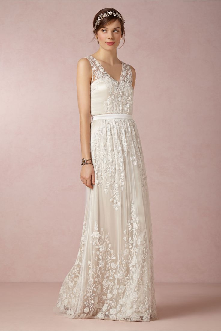 Sian Wedding Dress at BHLDN