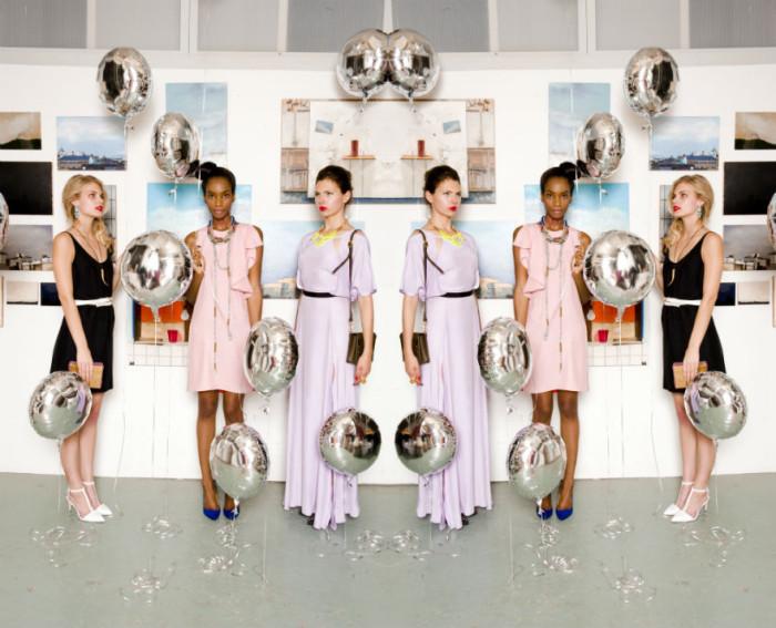 Ash + Light Bridesmaid Dresses, Modern Bridesmaid Dresses
