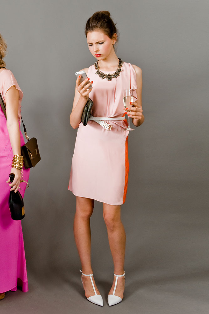The Crew by Ash + Light, Modern Bridesmaid Dresses made in NYC