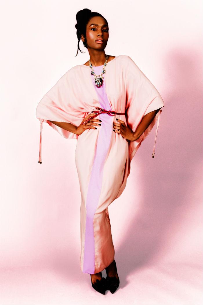 Modern bridesmaid dresses Lauren by Ash+ Light