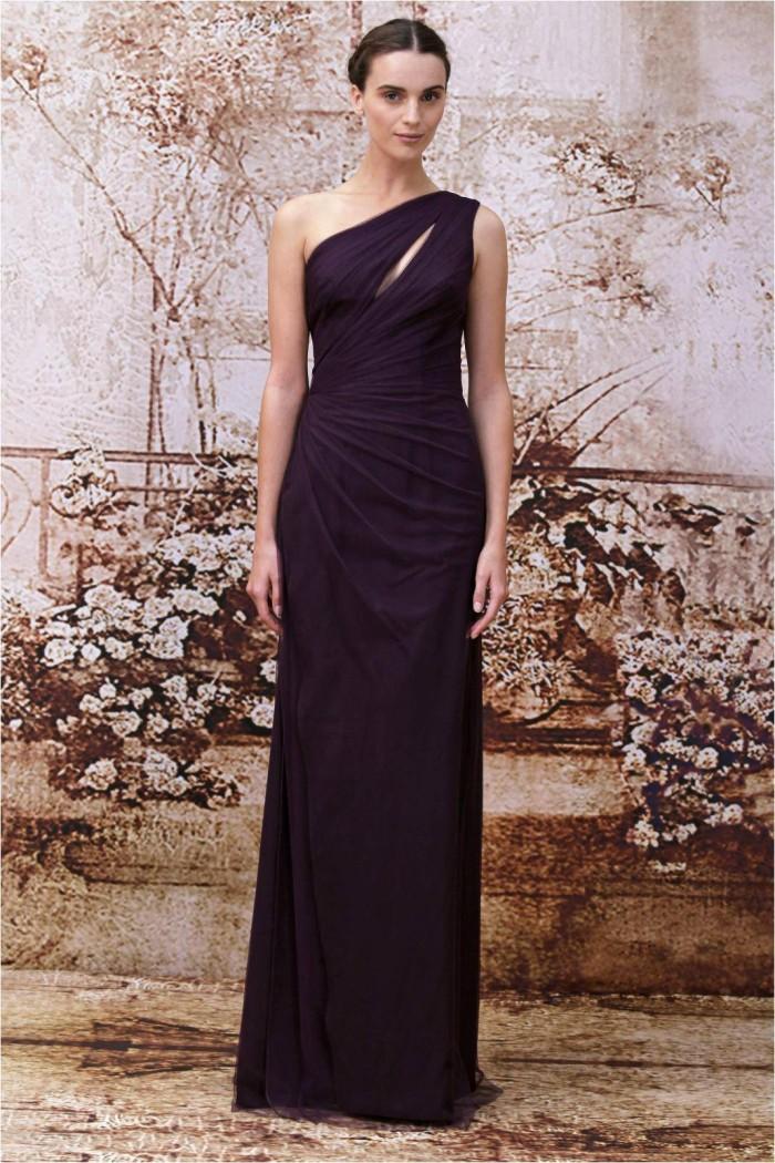 Monique Lhuillier Bridesmaid Style 450213