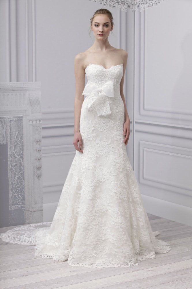 Monique Lhuillier Perfection Wedding Dress