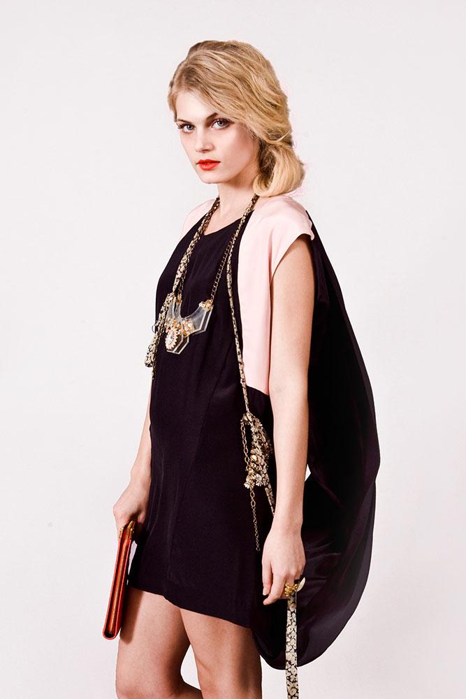 Pompadour by Ash+ Light, unique bridesmaid dresses with New York City style