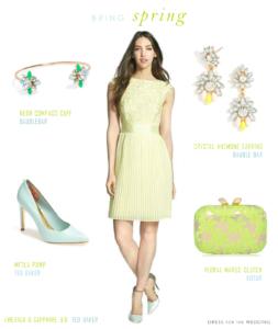 Spring 2014 Wedding Guest Dress