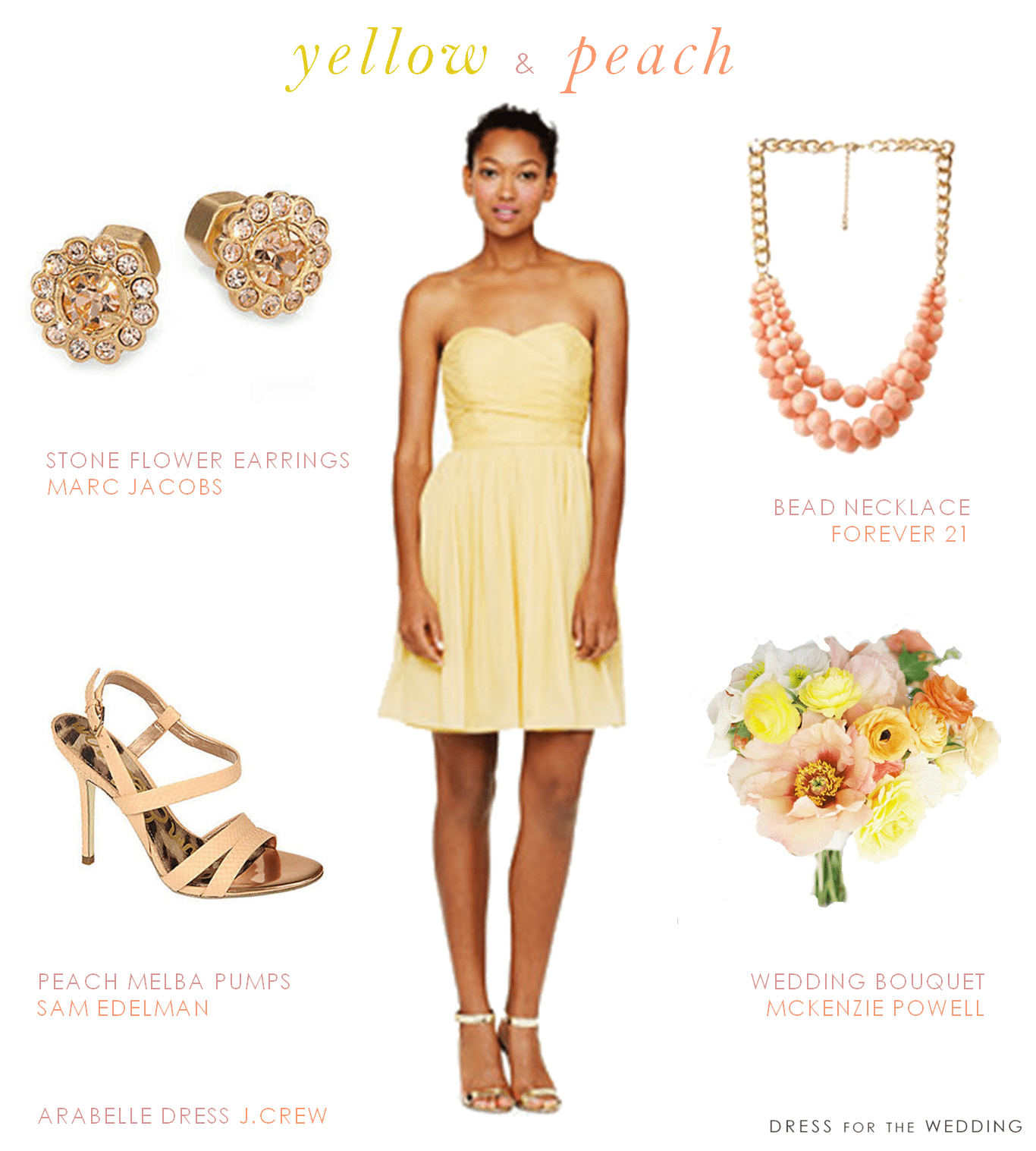 Accessories For Strapless Dress