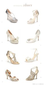 top wedding shoes for brides