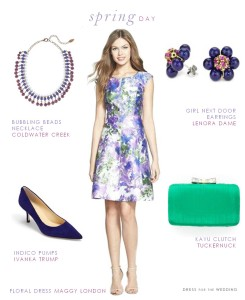 Spring Wedding Guest Dresses for 2014