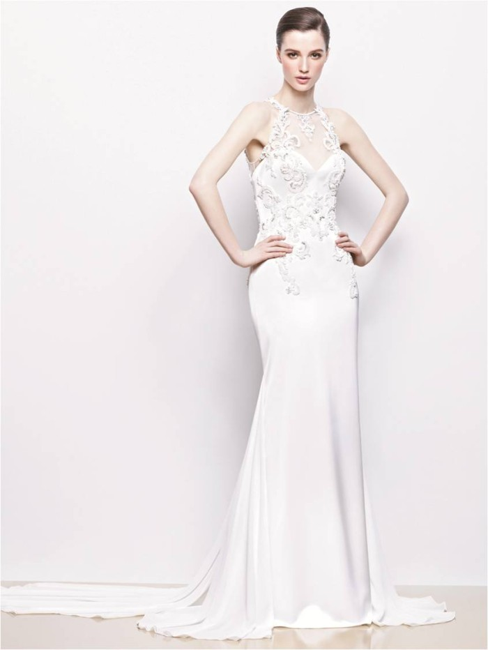 Ingrid Wedding Dress by Enzoani
