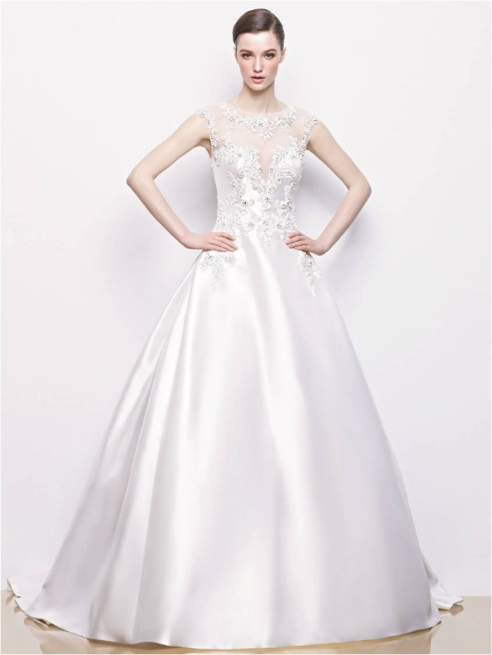 Irene Designer Wedding Gown