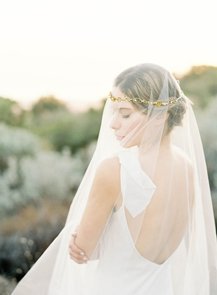 callan with veil by hushed commotion