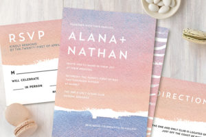 $200 Wedding Invitation Giveaway from Minted!