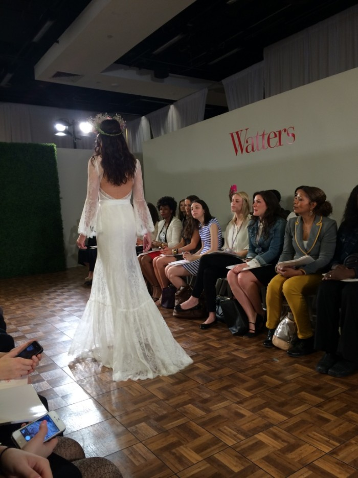 Back DID Watters at Couture Show
