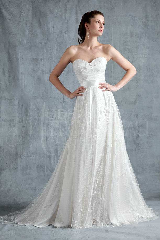 Top 5 Wedding Dresses from Modern Trousseau Spring 2015