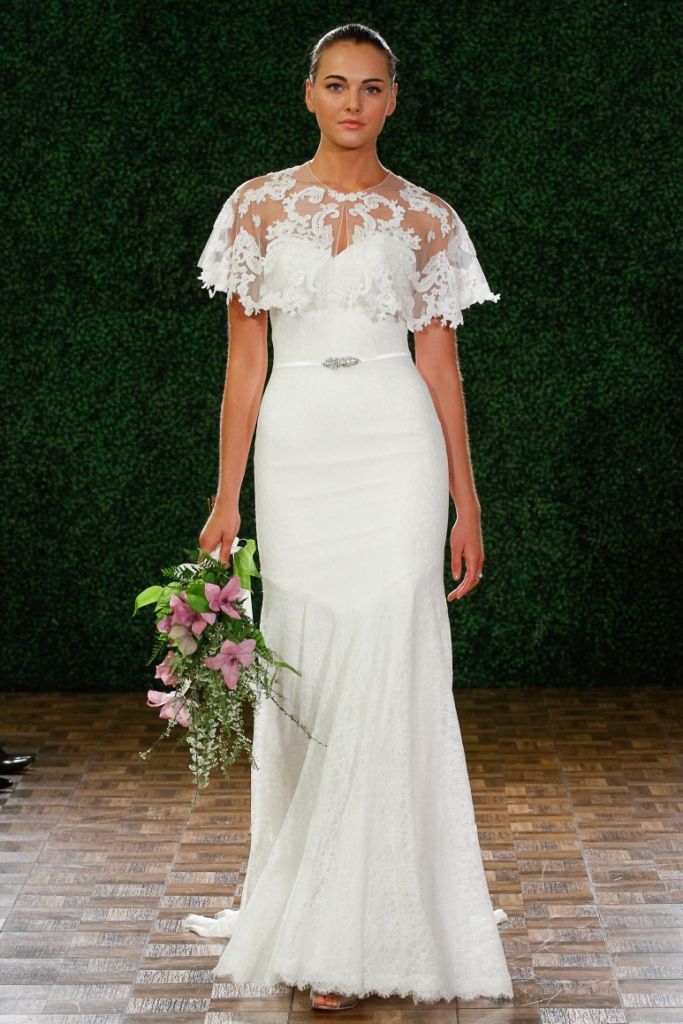 Unique Wedding Dresses DID By Watters Collection For Spring 2015