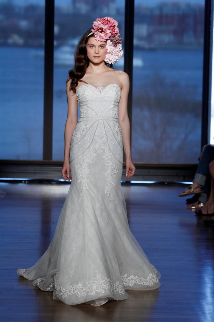Izel Ines Di Santo | Spring/Summer 2015 Couture Bridal