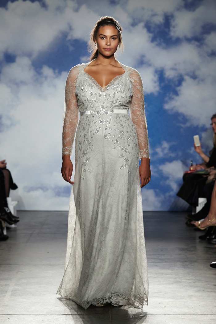 Jenny Packham Wedding Dresses Spring 2015 Look 1