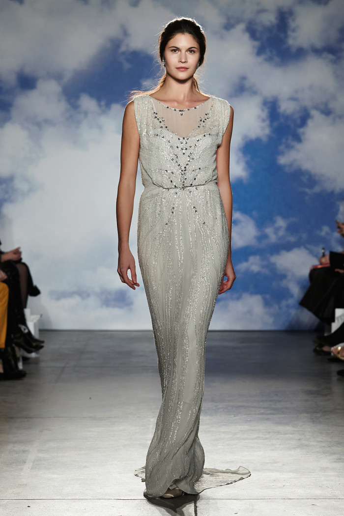 Jenny Packham Wedding Dresses Spring 2015 Look 2