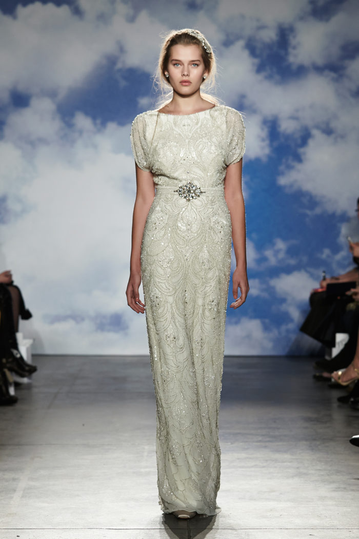 Wedding Dresses by Jenny Packham Spring 2015 Look 05