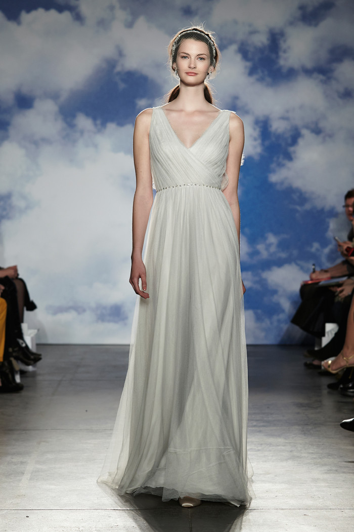 Spring 2015 bridal gown by Jenny Packham