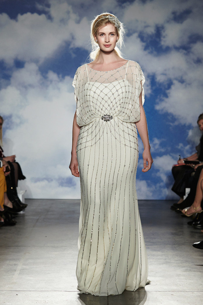 Jenny Packham Wedding Dresses Spring 2015 by Jenny Packham