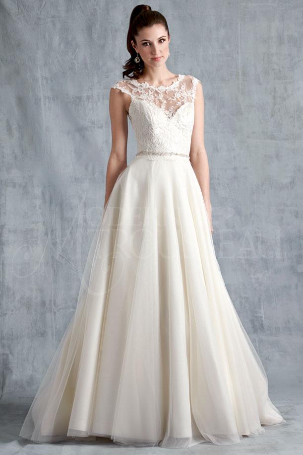 Top 5 wedding dresses from modern trousseau spring 2015 for Modern wedding dress designers