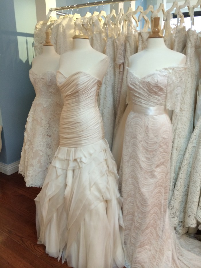 Modern Trousseau Dresses at Bridal Market