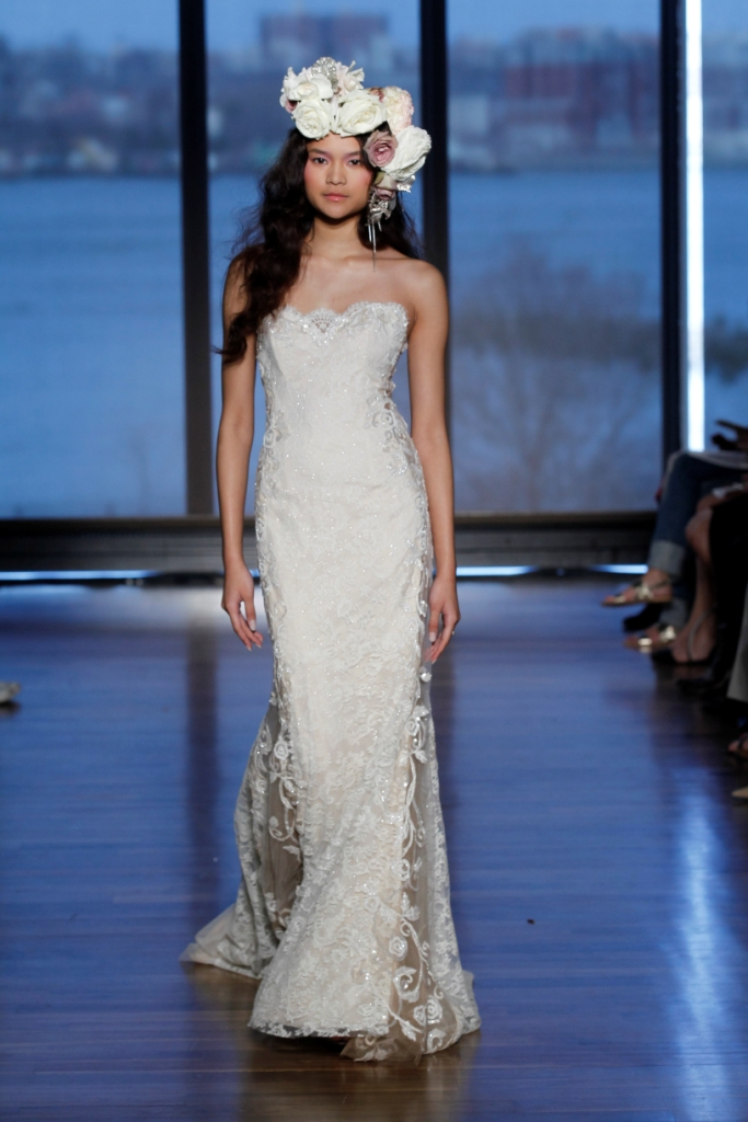 Samaly by Ines Di Santo | Spring/Summer 2015 Couture Bridal Gowns