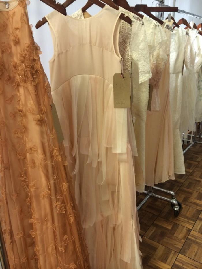 Samantha Sleeper at Couture Show Bridal Market
