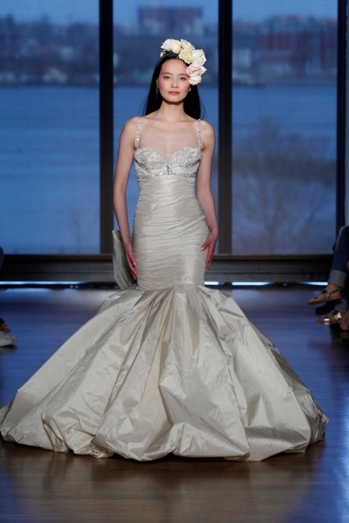Tatiana Wedding Gown by Ines Di Santo