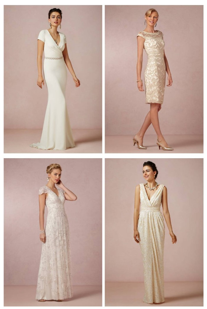 Wedding Dresses for a Second Marriage