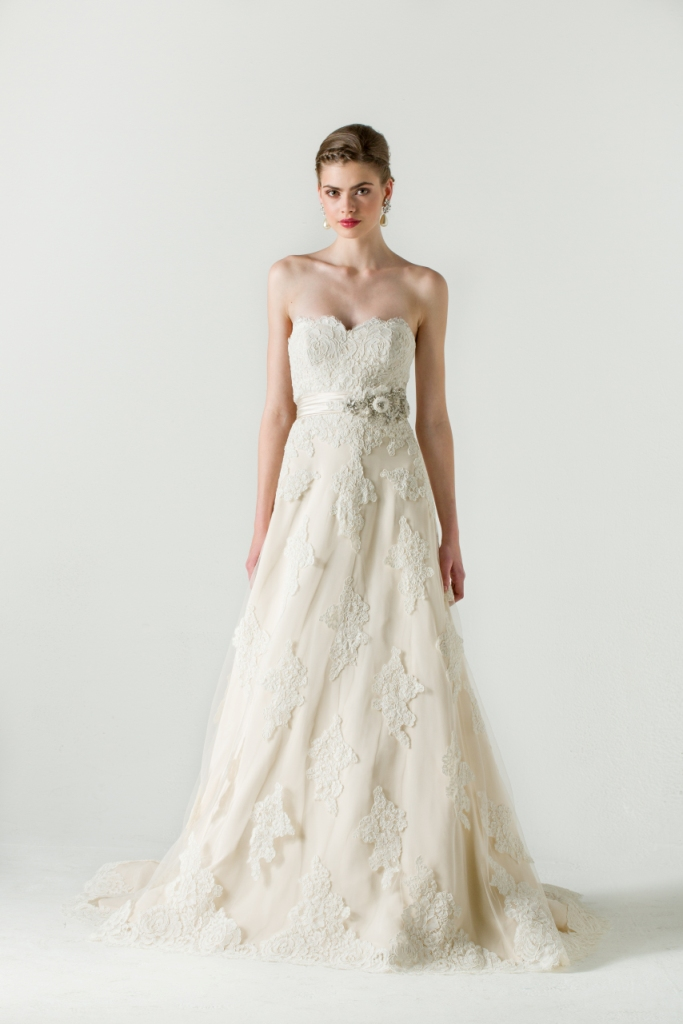 Designer Wedding Dresses   Anne Barge Wedding Dresses For 2015