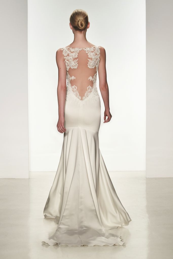 Wedding dress Celia Kenneth Pool Spring 2015