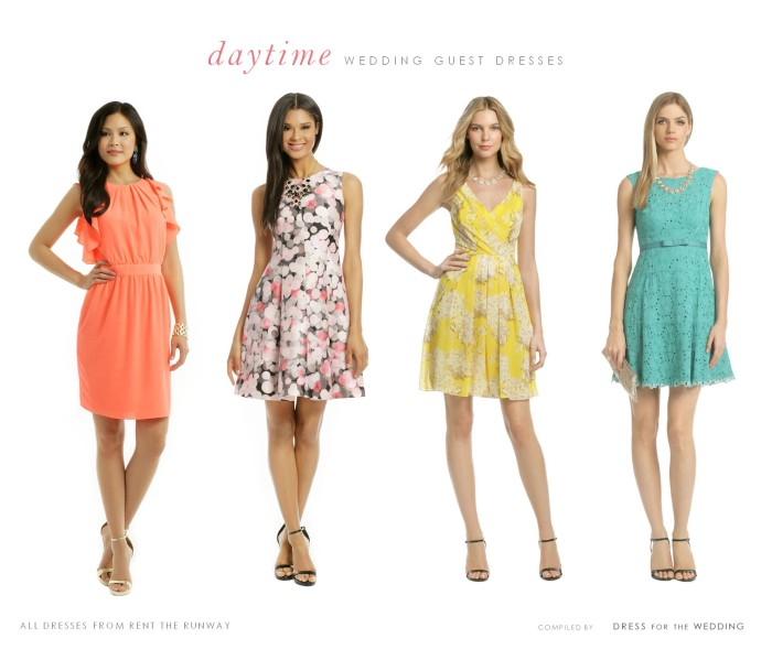 dresses for summer weddings