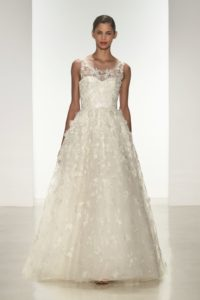 Drake Amsale Spring 2015 Wedding Dress
