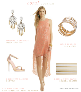 Dress for a Destination Wedding