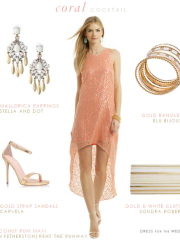 Dress for a Destination Wedding