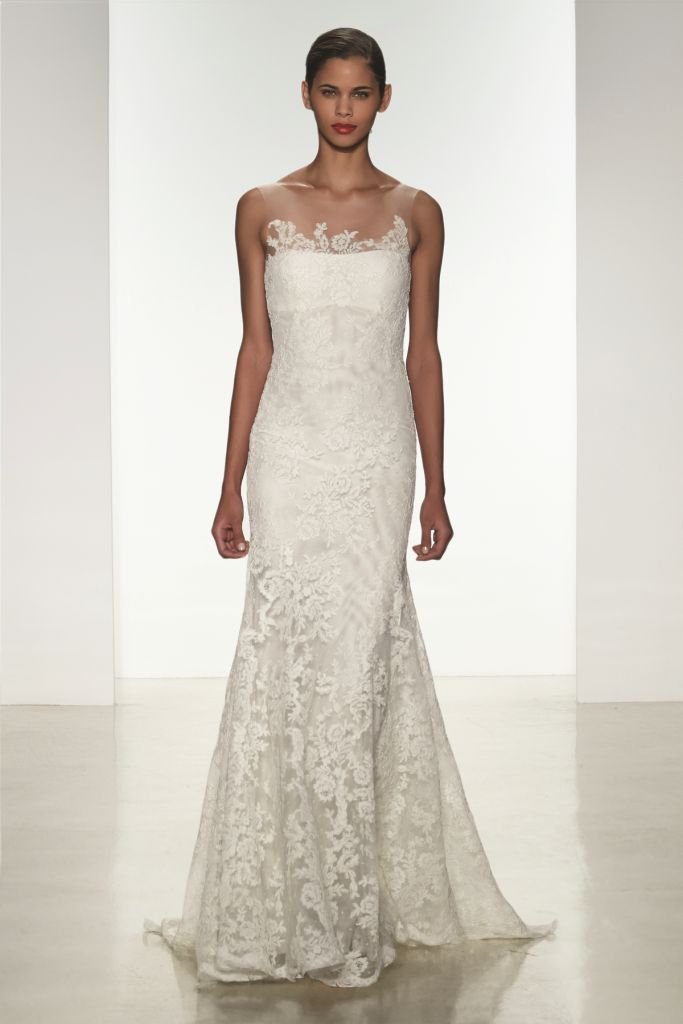 Elise  Amsale Spring 2015 Wedding Gowns