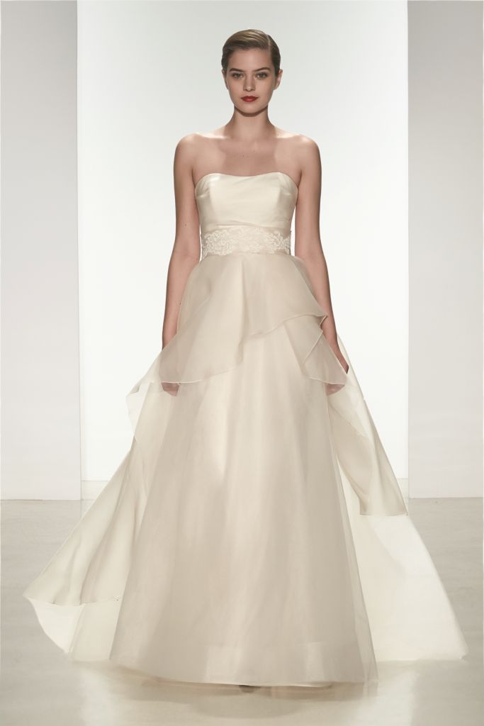 Hailee Amsale Spring 2015 Wedding Dress
