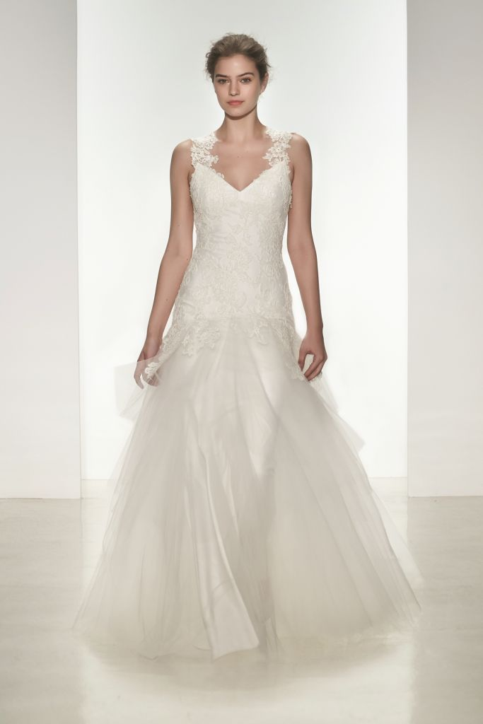 June, a lace wedding dress by Christos