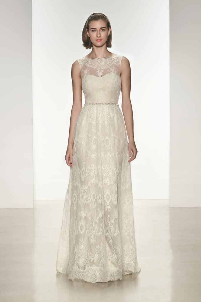 Mason Wedding Dress | Christos Spring 2015
