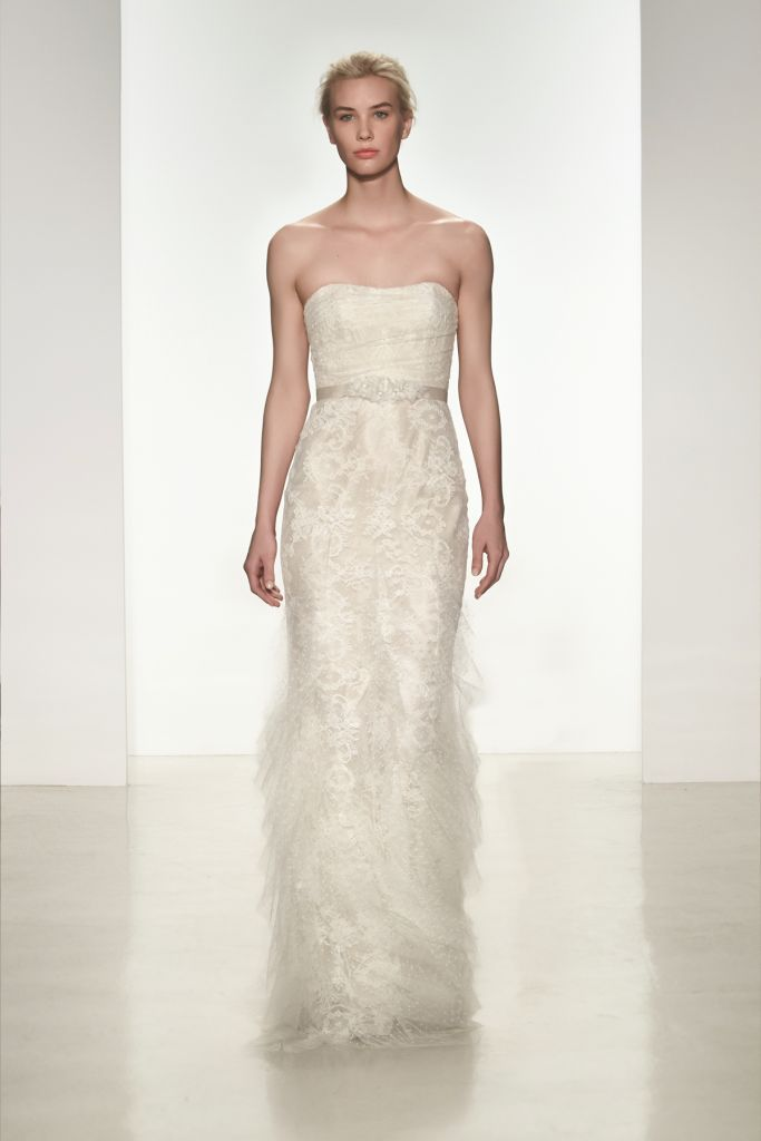 Christos Wedding Dresses Spring 2015 Collection Designer