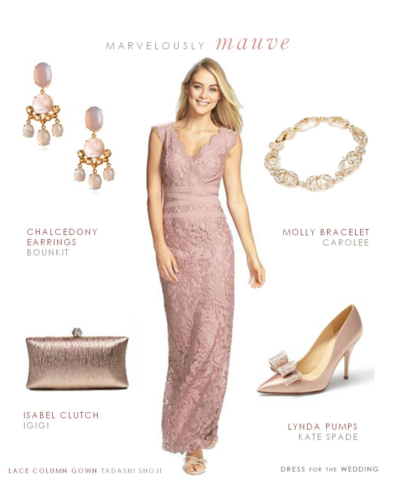 Pink Dresses for a Wedding Guest
