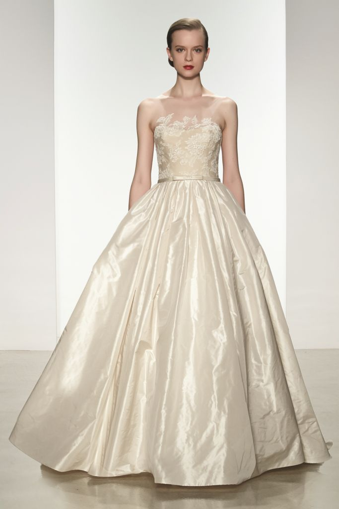 Ryan Amsale Wedding Dress